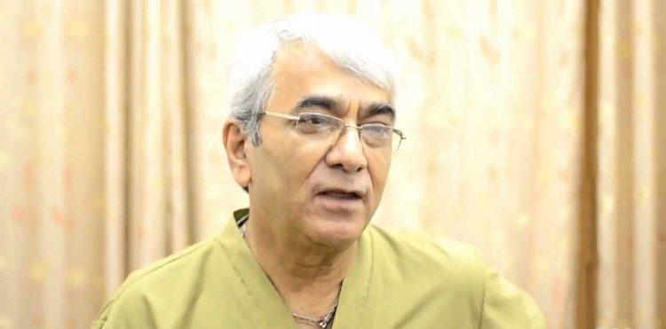 Dr Bhola Rijal Source: ECS Channel/Youtube.com