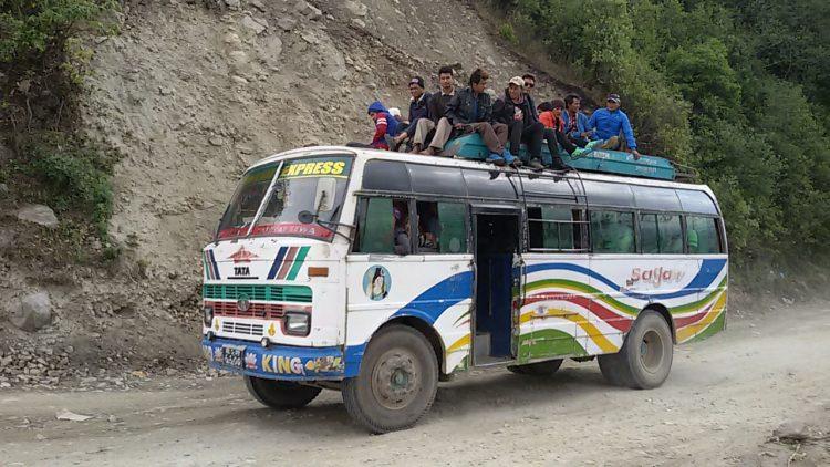 Dangerous bus