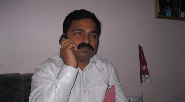 Abhishek Pratap Shah Photo: Sujit Mainali