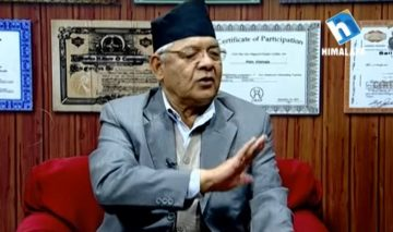 Gautam gives wrong figures about Hindi as mother tongue