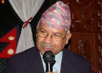 Madhav Nepal was for launching armed struggle against Panchayat from bases in India