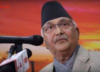 KP Oli is 38th prime minister, not 41st