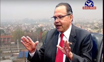 Ex-UML chief exaggerates party's 1997 poll performance