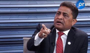 Minister falsely claims credit for Mahendra Highway widening work