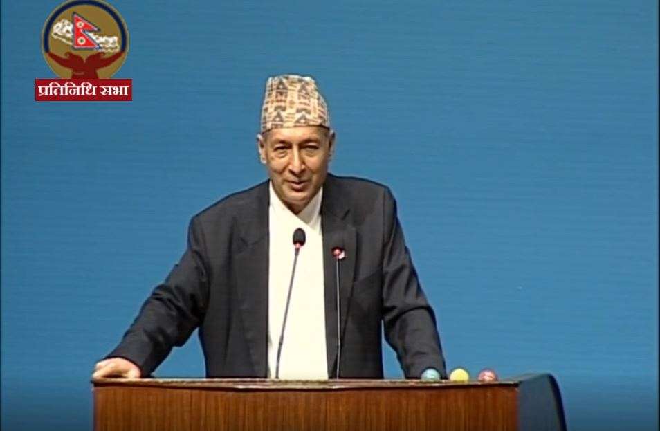 Finance minister makes unreliable claims about Nepali printing industry