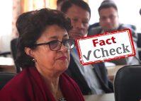 Viral video clips involving Sujata Koirala were manipulated to create controversy