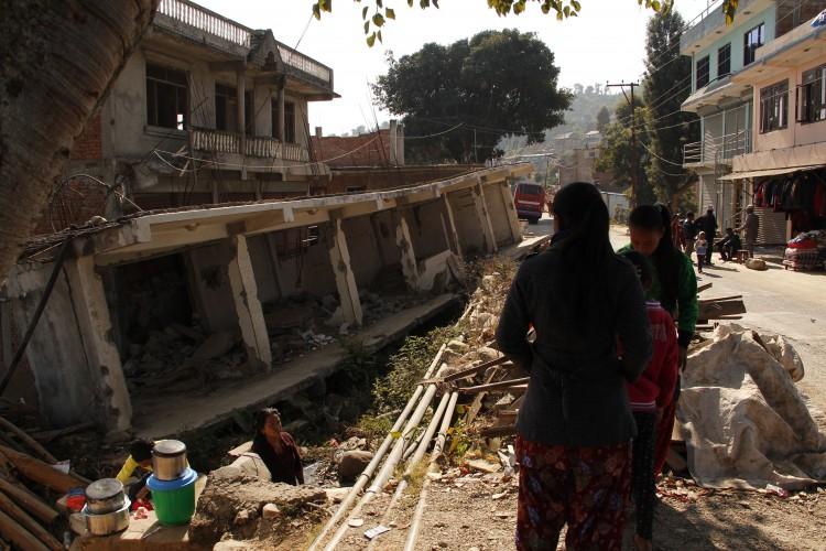 Sanga Chowk, Sindhupalchok