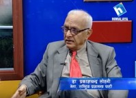 How accurate are Dr Lohani's statements on Upper Karnali project?
