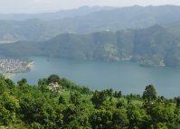Fewa is not an artificial lake