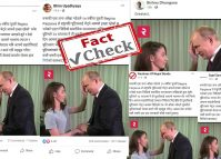 Some claims in Putin memes circulating in Nepal are false